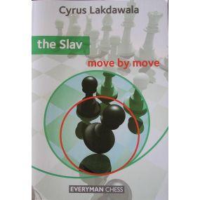 """Cyrus Lakdawala """" Obrona Słowiańska"""" ( K-3573/sł )"""