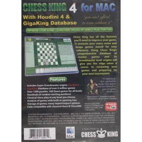 Chess King 4 for MAC (P-137/CHK)