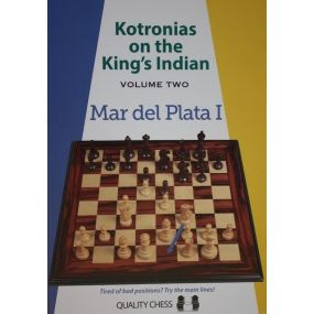 "V.Kotronias vol.2 "" Kotronias on the King's Indian. Mar del Plata I "" ( K-3576/2 )"