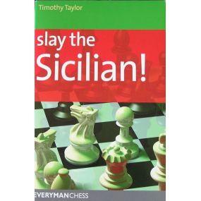 """Timothy Taylor """" Broń przeciwko Sicilijskiej! """"( K-3519 )"""