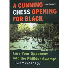 """S.Kasparow """" A cunning chess opening for black """" ( K-3586/cc )"""