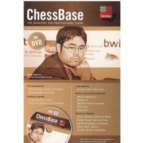 Chess Base Magazine nr 165 Kwiecień/Maj 2015( P-459/165 )