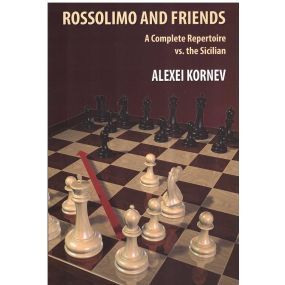 """A.Korniew """"Rossolimo and friends """" ( K-3670 )"""