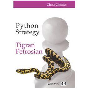 """Tigran Petrosian """" Python Strategy """" ( K-3103/ps )"""