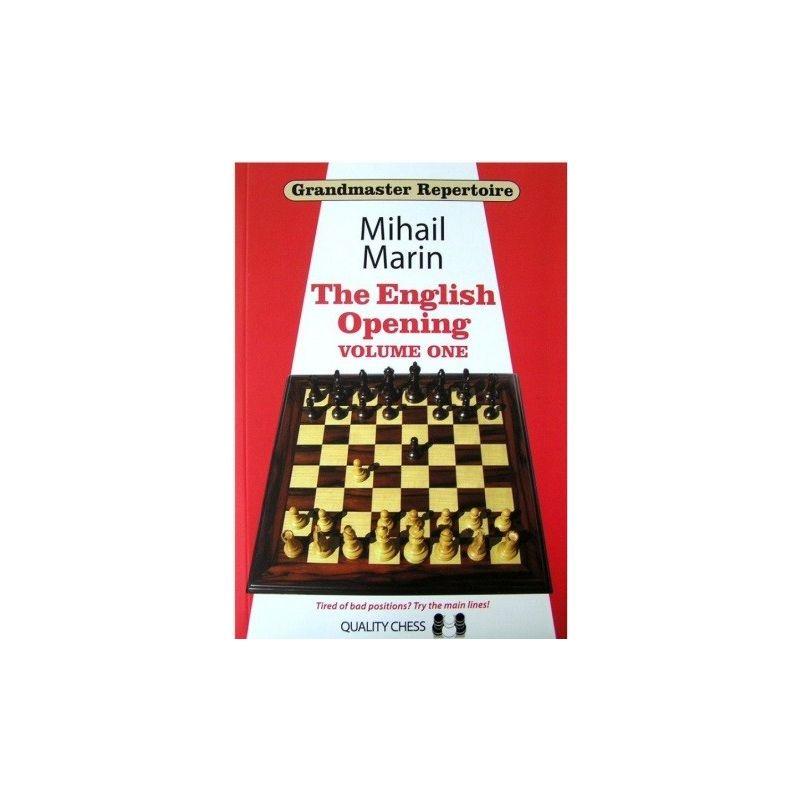 "GM M. Marin ""Partia Angielska."" Zestaw 3 tomów ( K-3258/kpl)"