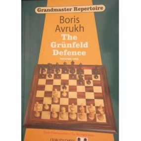 Boris Avrukh Arcymistrzowski Repertuar. Obrona Grunfelda. Zestaw 2 tomów ( K-2592/gr/kpl)