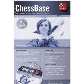 Chess Base Magazine nr 166 Czerwiec/Lipiec 2015( P-459/166 )