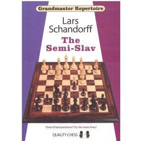 "L.Schandorff "" Grandmaster Repertoire 20 - The Semi-Slav  "" ( K-3607/20 )"