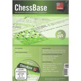 Chess Base Magazine nr 168 Październik/Listopad 2015 ( P-459/168)