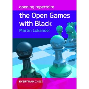 """M. Lokander """"Open Games with Black"""" (K-5023)"""
