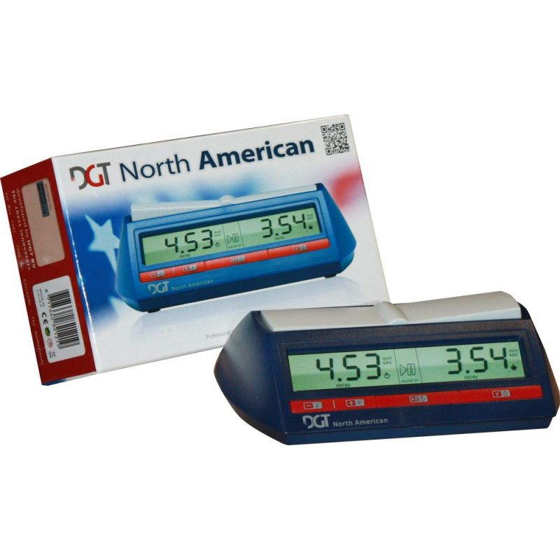 Zegar elektroniczny DGT North American (Z-0001)