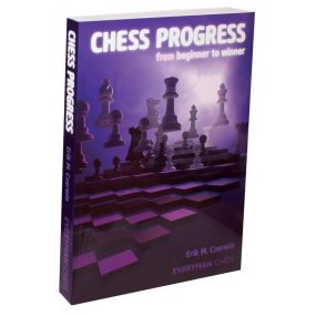"E. M. Czerwin ""Chess Progress. From Beginner to Winner"" (K-5040)"