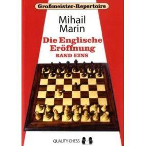 "Mihail Marin ""Englische Eröffnung 1 - GM Rep. 3 "" ( K-5061/3 )"