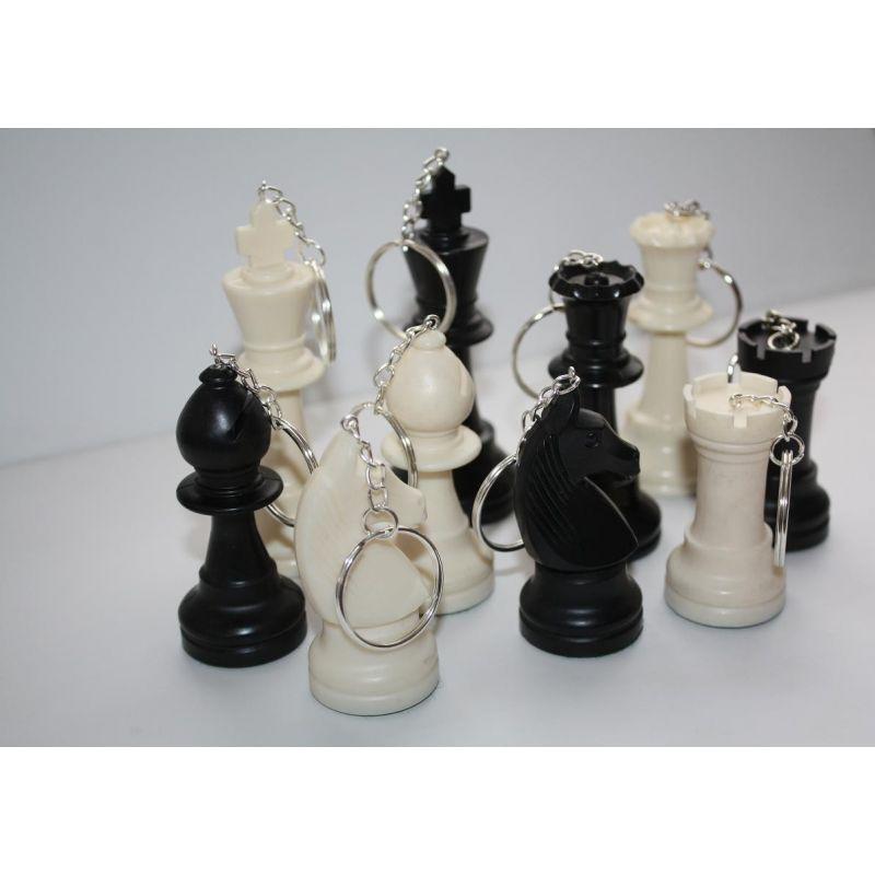 Breloki plastikowe figury MIX (A-12/pl/f)