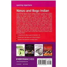 "Ch.Sielecki ""Nimzo and Bogo Indian"" (K-5063)"
