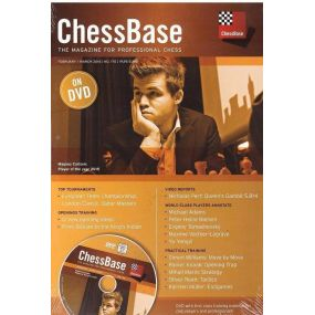 Chess Base Magazine nr 170 Luty / Marzec 2016 ( P-459/170)