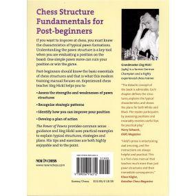 "Jorg Hickl "" The Power of Pawns"" ( K-5074 )"