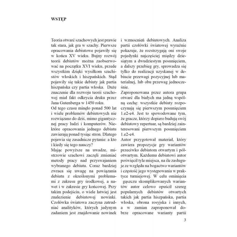 Gramy 1.e4 - A. Łokasto (K-5081)