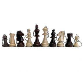 Breloki figury drewniane duże MIX (A-12/dr/fig/d)