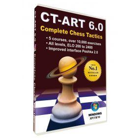 CT-ART 6.0 Kompletna Taktyka szachowa ( P-365/6 )