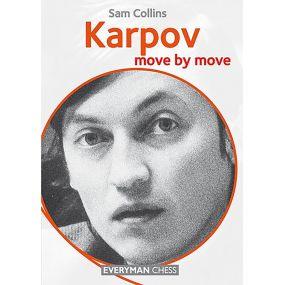 "Sam Collins ""Karpov. Ruch za ruchem"" (K-5109/2)"