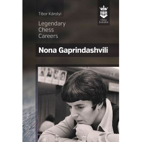 Nona Gaprindashvili - Legendary Chess Careers (K-5099/4)