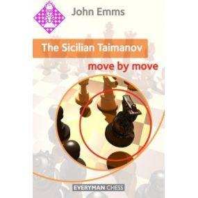 """Emms J."""" Sycylijska Tajmanowa - ruch za ruchem """" ( K-3489 )"""
