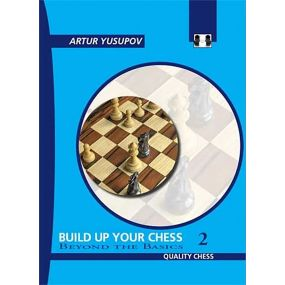 Artur Jusupow - Build up your Chess - Zestaw 1-3 -  (K-2267/kpl)