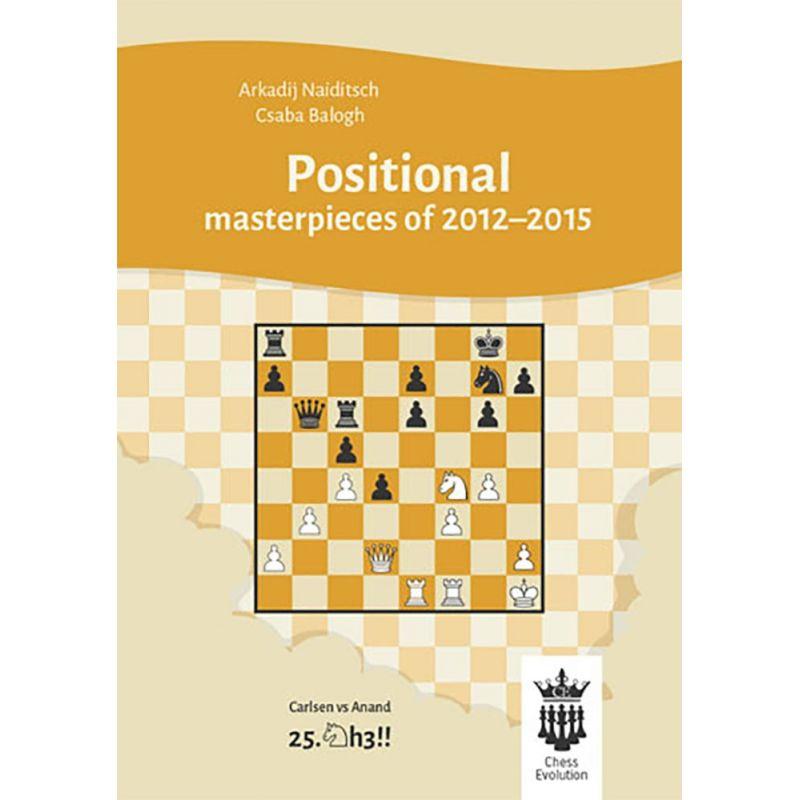 A. Naiditsch, C. Balogh - Best of 2012-2015  - Zestaw 5 książek (K-5098/set)