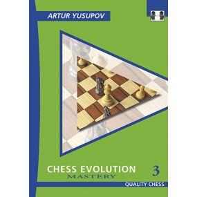 "Artur Jusupow - ""Chess Evolution - zestaw 1 - 3"" - (K-3467/set)"