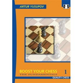 Artur Jusupow - Boost Your Chess - Zestaw 1-3 (K-2258/set)
