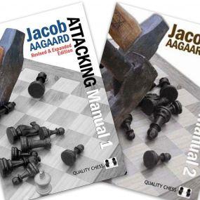 Jacob AAGAARD - Attack Manual 1 & 2 - Zestaw (K-2478/set)