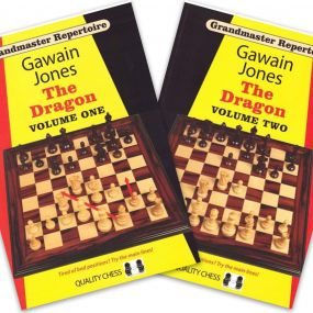 "G.Jones "" The Dragon część 1 i 2 "" ( K-3686/set )"