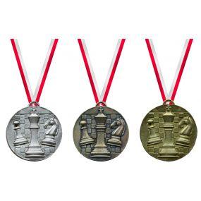 Komplet medali (A-75/kpl)
