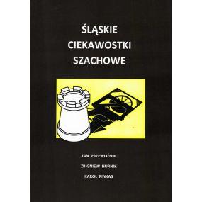 """J. Przewoźnik, Z. Hurnik, K. Pinkas - """"Śląskie ciekawostki szachowe"""" (K-5199)"""