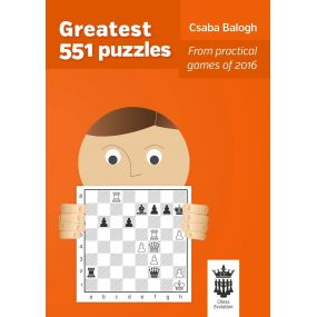 C. Balogh - Greatest 551 puzzles (K-5213)