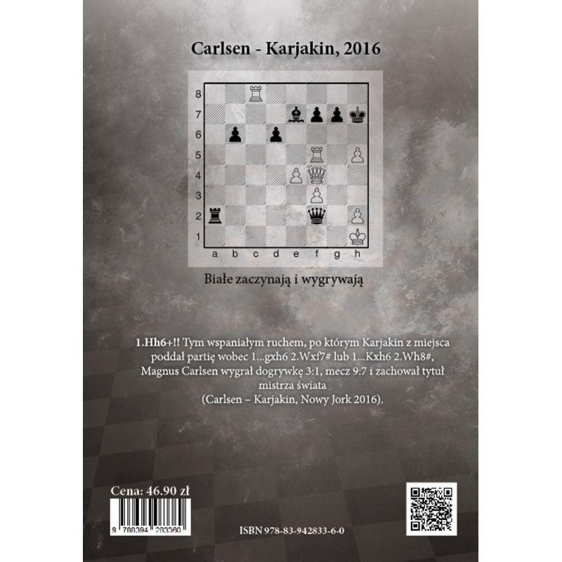 """""""Mistrzowie świata i ich 400 kombinacji szachowych"""" - J. Gajewski, J. Konikowski   (K-5215)"""