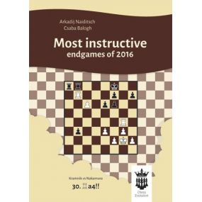 A. Naiditsch, C. Balogh - Most Instructive Endgames of 2016 With Extensive Analysis (K-5228/1)