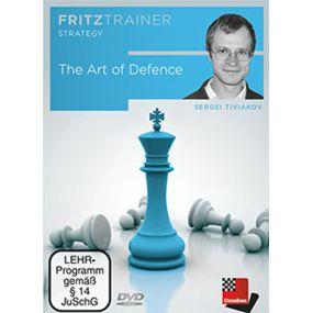 The Art of Defence by Sergei Tiviakov (P-0023)