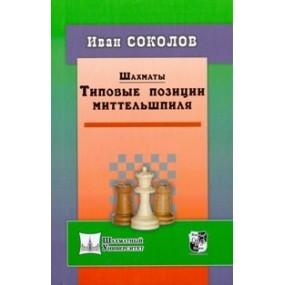 Sokołow I. - Typowe pozycje gry środkowej ( K-5239 )