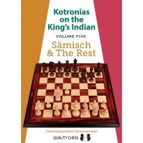 Vassilios Kotronias - Kotronias on the King's Indian Saemisch and The Rest  (K-5242)