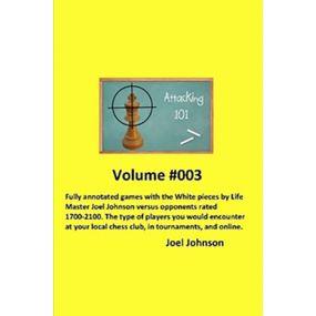 Joel Johnson - Attacking 101. Volume 003 (K-5252)