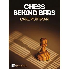 Carl Portman - Chess Behind Bars (twarda oprawa) (K-5272)