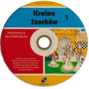 Kraina Szachów cz. 1 - Płyta multimedialna DVD (P-0026)