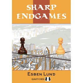 Sharp Endgames - Esben Lund (K-5319)