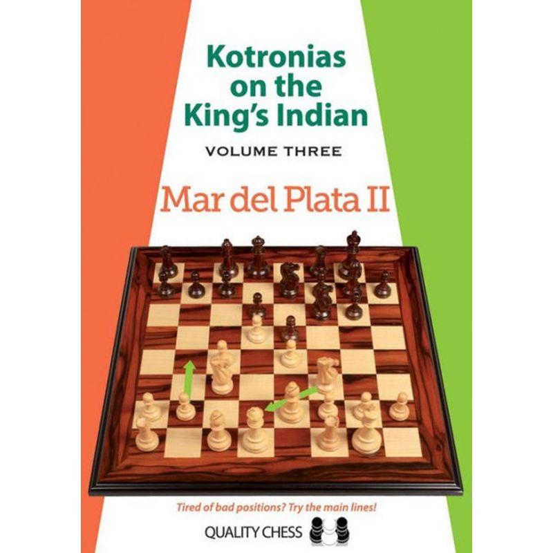 Zestaw Kotronias on the King`s Indian - 5 części (K-3576/kpl)