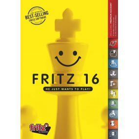 FRITZ! 16 - Wersja angielska (P-0033)