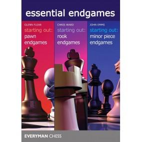 Essential endgames - G. Flear, Ch. Ward, J. Emms (K-5370)