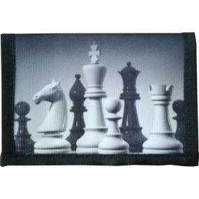 Portfel z motywem szachowym (A-109)