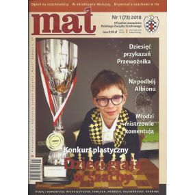 """Roczna prenumerata czasopisma """"Mat"""" (8 numerów) (C-005)"""